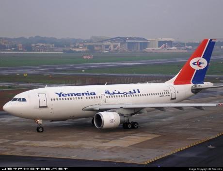 yemenia A310